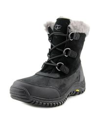 Ugg - Black ® Ostrander Waterproof Cold-weather Boots - Lyst