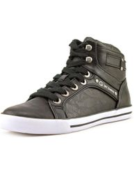G by Guess | Blue Opall 2 Women Synthetic Black Fashion Sneakers | Lyst