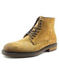 Kenneth Cole - Multicolor Pun-ny Farms Round Toe Suede Ankle Boot for Men - Lyst