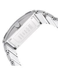 Rado - Metallic Women's Integral Ceramos And Ss Grey Dial - Lyst