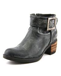 Cordani | Black Jeron Women Round Toe Leather Ankle Boot | Lyst