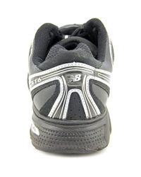 New Balance - Mx416 Men 2e Round Toe Synthetic Black Walking Shoe for Men - Lyst