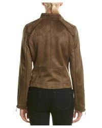 Vince Camuto - Green Asymmetric Jacket - Lyst