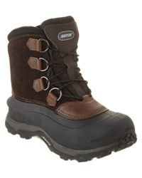 Baffin - Brown Men's Timber Leather Boot for Men - Lyst