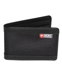 Nidecker - Black Capital Collection Front Pocket Slimfold for Men - Lyst