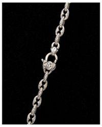 Scott Kay - Metallic Sparta Silver 54in Necklace - Lyst