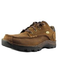 Red Wing | Brown Borderland Steel Toe Leather Work Shoe for Men | Lyst