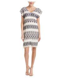 Velvet   White By Graham & Spencer Yandel Shift Dress   Lyst