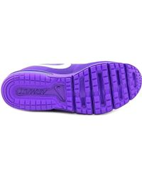 Nike - Air Max Sequent Women Round Toe Synthetic Purple Running Shoe - Lyst