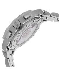 Corum - Metallic Women's Admiral's Cup Legend Diamond Auto Chrono Ss Grey Mop Dial - Lyst
