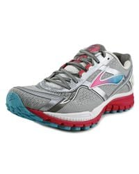 Brooks | Multicolor Ghost 8 Women Round Toe Synthetic Multi Color Running Shoe | Lyst
