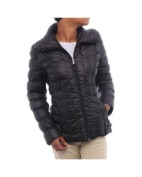 Kenneth Cole | Women Packable Down Puffer Black | Lyst