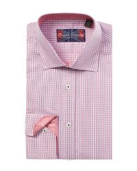English Laundry - Pink Dress Shirt for Men - Lyst