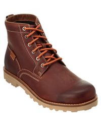 Keen | Brown Men's The 59 Leather Boot for Men | Lyst