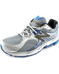 New Balance | M1340 Men Round Toe Synthetic Gray Running Shoe for Men | Lyst
