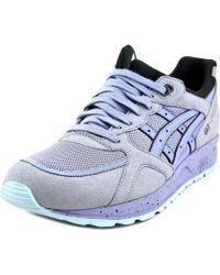 Asics | Gel Lyte Speed Men Round Toe Synthetic Blue Sneakers | Lyst