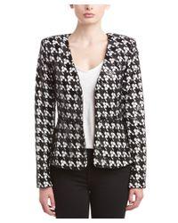 Rachel Zoe | Black Nero Sequin Jacket | Lyst