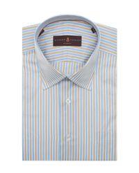Robert Talbott | Blue Sutter Classic Fit Dress Shirt for Men | Lyst
