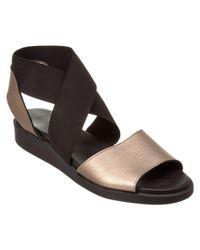 Arche - Multicolor Obedi Leather Sandal - Lyst