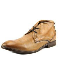 H by Hudson | Natural Cruise Round Toe Leather Chukka Boot for Men | Lyst
