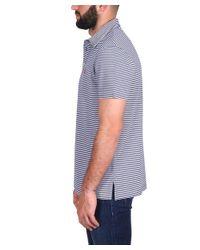Ralph Lauren - Men's Blue Cotton Polo Shirt for Men - Lyst