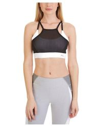 X By Gottex - White Sports Bra - Lyst
