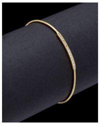 Argento Vivo | Metallic 18k Plated Cz Bracelet | Lyst
