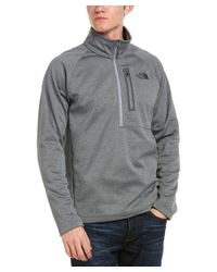 1679a9090 Lyst - The North Face Canyonlands 1/2-zip Jacket in Gray for Men