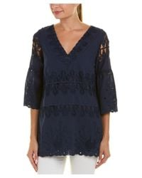 Sail To Sable - Blue Tunic - Lyst