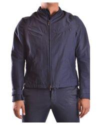 Brema - Men's Black Cotton Outerwear Jacket for Men - Lyst
