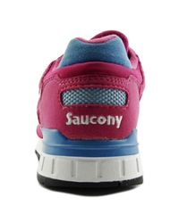 Saucony - Pink Shadow 5000 Round Toe Synthetic Running Shoe - Lyst