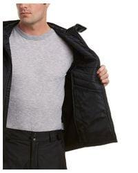 Rossignol - Black Course Hood Light Insulator Jacket for Men - Lyst
