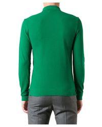 Ralph Lauren - Men's A12kj524c0004a3362 Green Cotton Polo Shirt for Men - Lyst