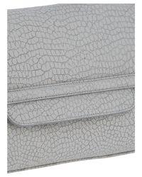 Zanellato - Gray Women's Grey Shoulder Bag - Lyst