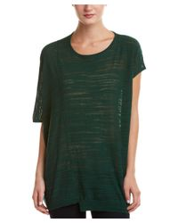 Joan Vass | Green Sweater | Lyst