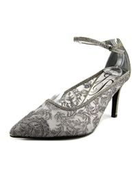 J. Reneé - J. Renee Jena Women N/s Pointed Toe Suede Gray Heels - Lyst