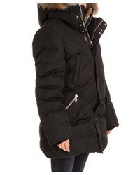 Mackage - Men's Black Cotton Down Jacket for Men - Lyst