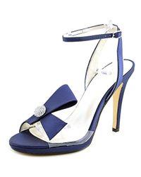 Caparros - Blue Women's Leigh Open Toe Heeled Sandals - Lyst