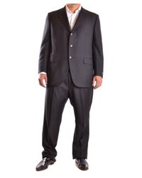 Burberry - Gray Men's Mcbi056164o Grey Wool Suit for Men - Lyst
