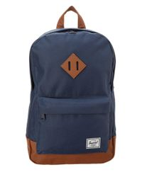 Herschel Supply Co. - Blue Supply Co. Heritage Backpack - Lyst