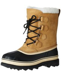 Sorel - Brown Men's Caribou? Grill/dark Ginger for Men - Lyst