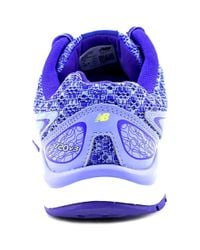 New Balance - Purple W720 Women Round Toe Synthetic Running Shoe - Lyst