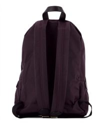 Marc By Marc Jacobs - Women's Purple Fabric Backpack - Lyst