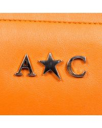 Andrew Charles by Andy Hilfiger - Andrew Charles Womens Handbag Orange Marissa - Lyst