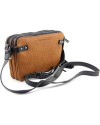 French Connection - Multicolor Camden Crossbody Synthetic Messenger - Lyst