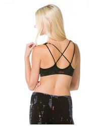 Hard Tail - Black Cat's Cradle Bra - Lyst