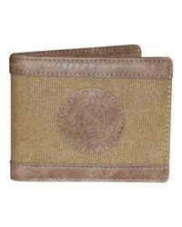 Buxton - Natural Men's Budweiser Slimfold Wallet for Men - Lyst