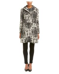 Jill Stuart - Multicolor Katarina Wool, Alpaca, & Mohair-blend Coat - Lyst