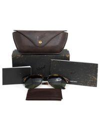 Persol - Multicolor Aviator Sunglasses Po8649s 108/4e 53 - Lyst