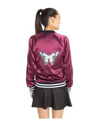 ABS By Allen Schwartz - Multicolor Frankie Bomber Jacket - Lyst
